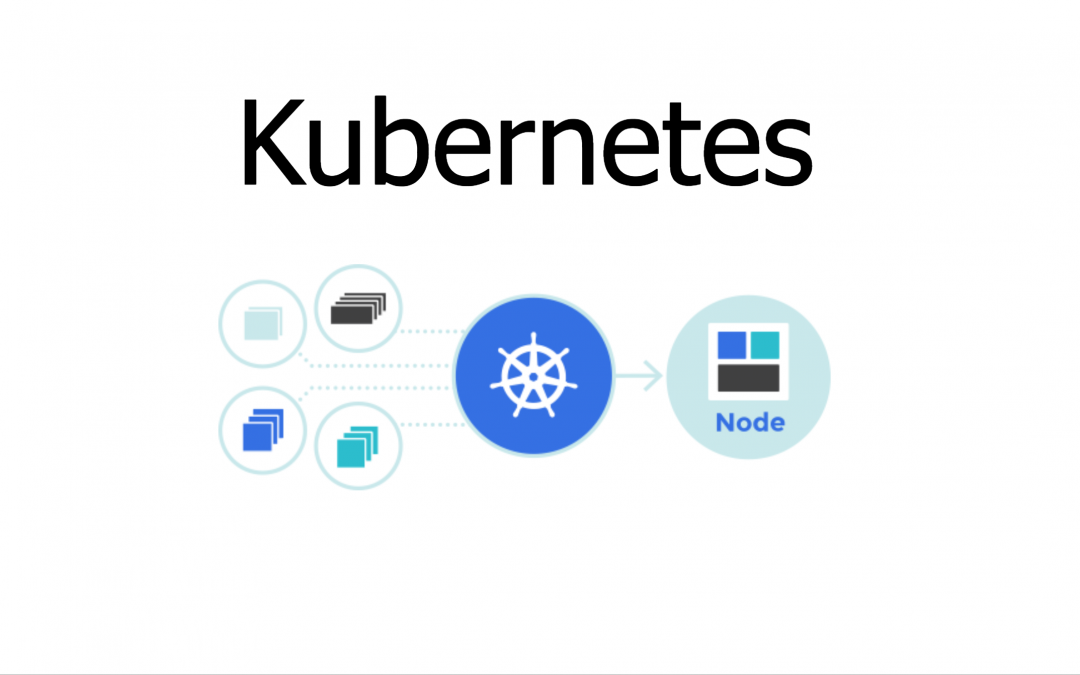 kubernetes - modern web services production ready environments to scale, art work by tyler garrett