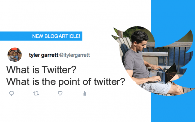 What is twitter – What is the point of twitter?