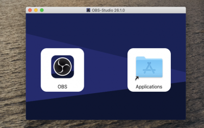 How to use OBS Software to Screen Share on MacOS and Security Settings Display Capture Walkthrough